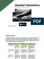 environmental chemistry tasks complete