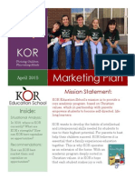 kor document -- mktg 321
