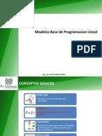 Modelos de Programación Lineal