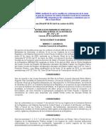 Resolución Nº 01-00-000460 SERSACON