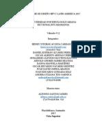 informe diseño