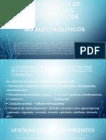 Tratamiento de Superficies Electroliticos