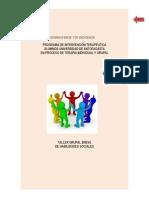 Taller de Habilidades Sociales Alumnos UA.