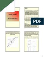 Lajes de Concreto (Parte 1) - Alunos