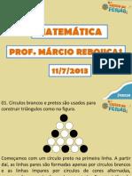 11-7 - Matematica - Marcioreboucas