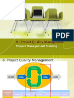08 Project quality management