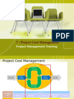 07 Project cost management