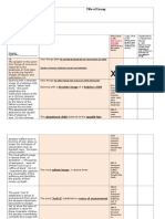 BLANK - Paragraph Chart - Revised 2014-2015 [PRINTABLE]