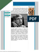 Biografia de Stephen Hawking