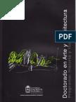 doctoradoenarteyarquitectura-090304234653-phpapp02