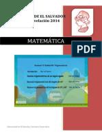 Semana 15 de Matematica Unidad III Trigonometria Versión PDF