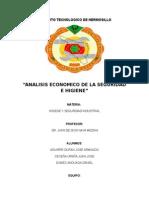 Analisis Economico de La Seguridad e Higiene