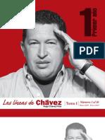 Las líneas de Chávez