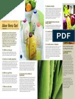 10 Reasons to Drink Aloe Vera Gel