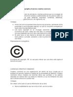 Los Derechos de Autor en Internet