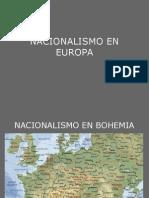 Nacionalismo en Europa