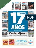 Suplemento Aniversario El Ciudadano 2015