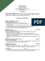 Jobswire.com Resume of danieldln75