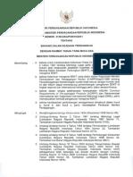 Permendag No. 31 Tahun 2011 Ttg BDKT