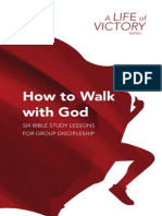 01 How to Walk With God