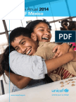 Informe Anual UNICEF
