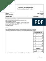 2015 Jc2 h2 Prelims Paper 2 Qn