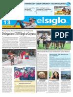 Edicion Impresa El Siglo 13-10-2015