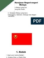 BAB 8 Kerajaan Negeri-negeri Melayu