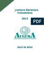 COYUNTURA BANANERA 2013