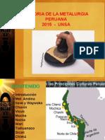 Historia Metalur Peruana