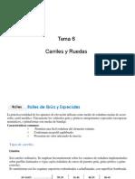 Tema_carriles y Ruedas