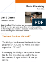 11 8 the ideal gas law 4th ed