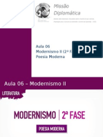 Literatura Aula06 Modernismo2afase Poesia 140528111450 Phpapp02