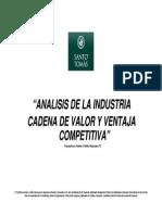 Analisis de La Industria (ARA-ACV)