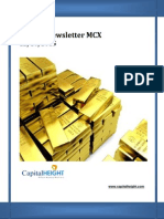 Weekly Mcx Market Report With Indian Commodity Trading Tips by CapitalHeight