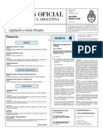 Boletin Oficial 16-03-10 - Primera Seccion