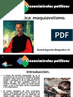 Teoría Política - Maquiavelismo