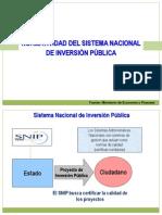 04 Normatividad Del SNIP