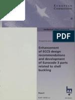 Enhancement of ECCS design recomendation