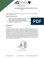 Practica Dispositivos Semicondusctores de Potencia