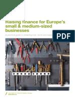 Raising Finance for Europe's Small & Medium-sized Businesses