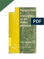 La Reprocidad Andina