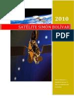 informe final  satélite simón bolívar - final 16032010