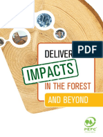 Delivering Impacts in the Forest and Beyond