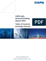 CAPA - Ground Handling Report