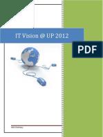 Uttar Pradesh IT Policy 2012