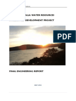 Lake Challa Project Final Report