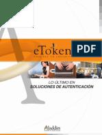 eToken Family Brochure Spanish New