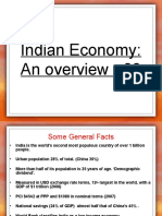 Indian Economy Overview