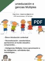 Neuroeducación e Inteligencias Múltiples